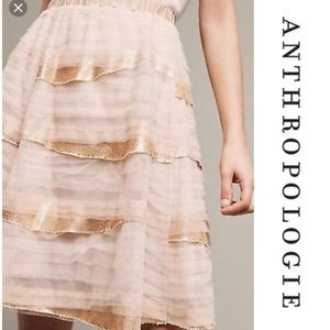 Tiny tulle sequin. Skirt NWT M